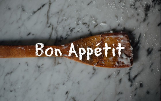 Bon Appétit 法式-印...
